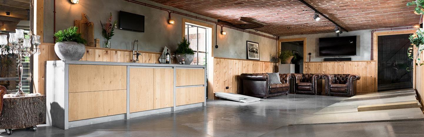 Ga je voor woonbeton of betonlook?
